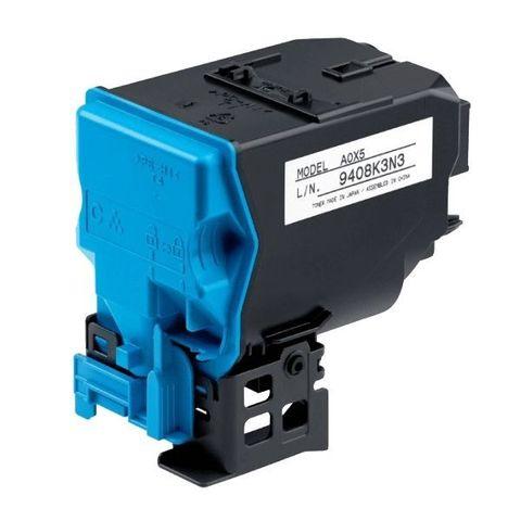Konica Minolta C35 TNP-22C тонер картридж cyan (голубой) (A0X5452)
