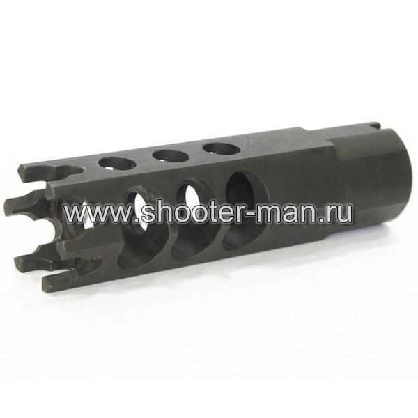 Дульный тормоз-компенсатор ДТК-3_5,45 Зенит