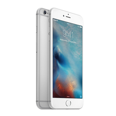 Apple iPhone 6 Plus Silver 64 Gb