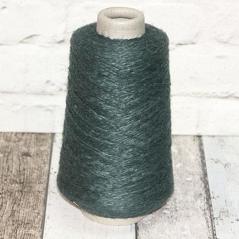 Лен PECCI FILATI / BELLINO 290 зеленый бутылочный