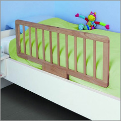 Барьер для кроватки Safety 1st Quiet Nigh Bed Rail Natural Wood