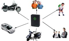GPS трекер A8 мини