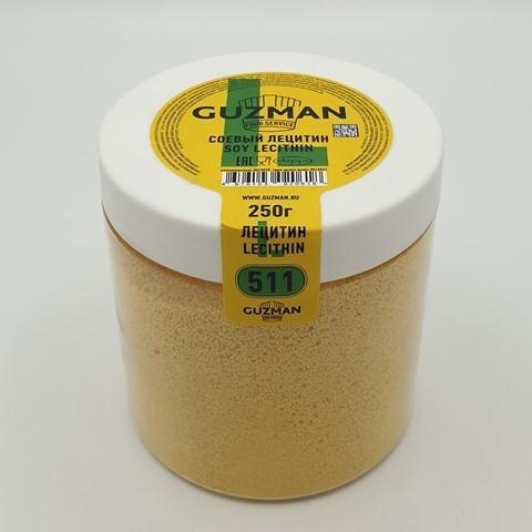 Соевый лецитин 511 GUZMAN, 250 гр