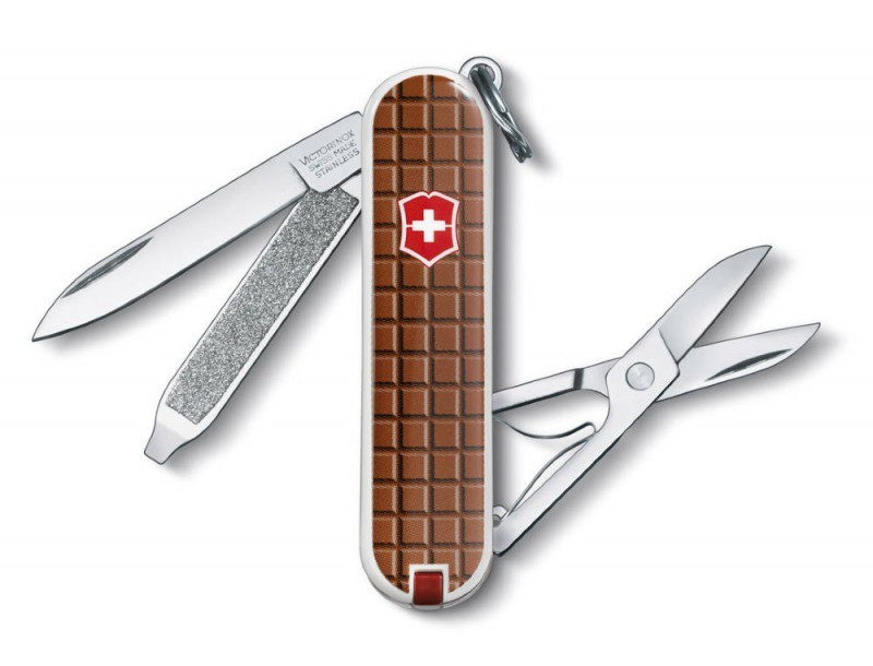 "Victorinox Classic ""The Chocolate"" (0.6223.842)"
