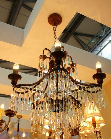 vintage chandelier 03-12 ( by Funky Vintage )