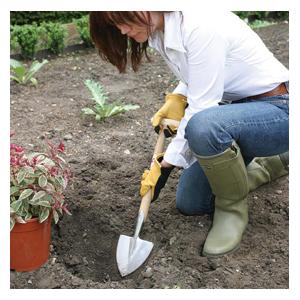 Лопата садовая для многолетников Sneeboer, нержавеющая сталь