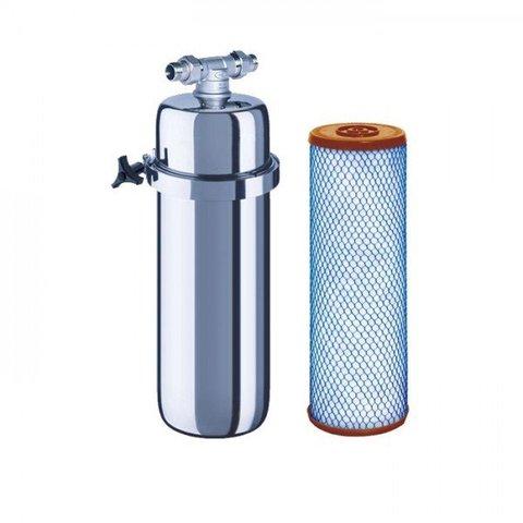 Магистральный фильтр Аквафор Викинг для предварительной очистки холодной воды