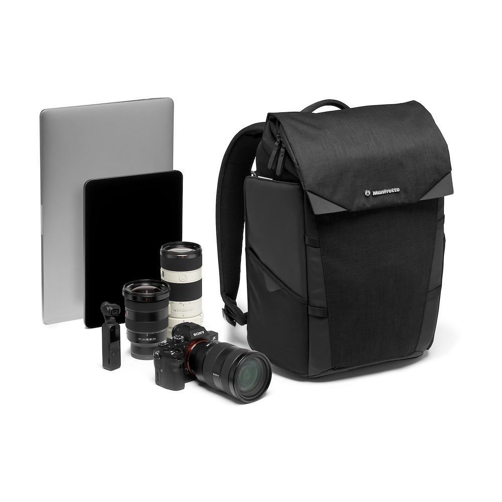 Manfrotto MB CH-BP-30 Chicago Camera Backpack Small