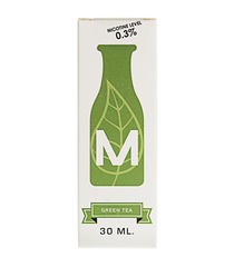 Mylk by Brewell Vapory Green Tea 30 мл