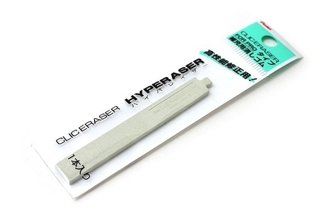 Ластик сменный Pentel Hyperaser Clic ZER4-1