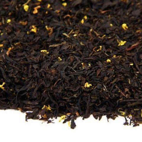 Красный чай Гуй Хуа Хун Ча, с османтусом, 50 гр.