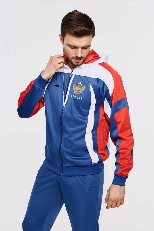 Спортивный костюм с символикой России