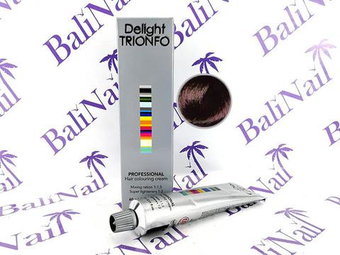 CONSTANT DELIGHT TRIONFO 4-9 стойкая крем-краска для волос Средний коричневый фиолетовый, 60 мл