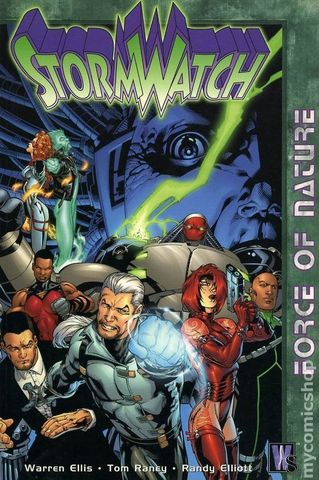 Force of Nature (StormWatch, Vol. 1)| Руслан Хубиев
