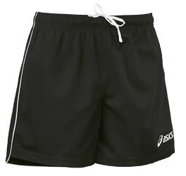 Мужские волейбольные шорты Asics Short Zona (T605Z1 0090) черные