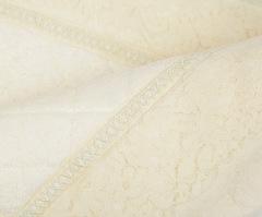 Элитный коврик для ванной Валансье бежевый от Old Florence