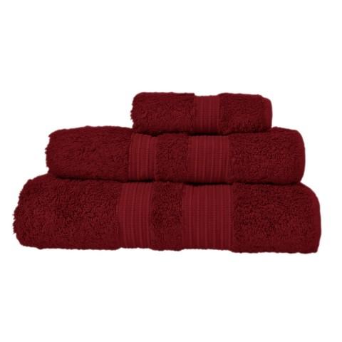Полотенце 70х140 Casual Avenue London красное