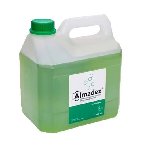 Средства для приготовления дезрастворов Дезинфицирующее средство Алмадез концентрат, 3 л. 474356878.jpg