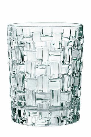 BOSSA NOVA - Набор стаканов 4 шт. низких для виски 290 мл бессвинцовый хрусталь