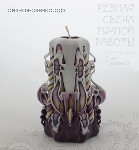 Резная свеча Дар феи