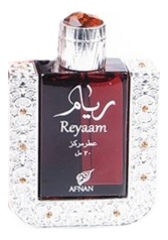 Духи натуральные масляные REYAAM BROWN / Рейаам Коричневый/ жен / 20мл / ОАЭ/ Afnan Perfumes