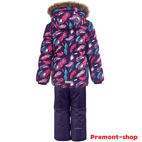 Комплект Premont для девочки Пурпурная Колибри WP81208 PURPLE