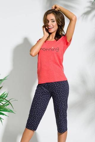 Пижама 8S Rachel 2163 Red Taro