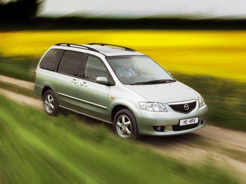 Чехлы на Mazda MPV 1999–2006 г.в.