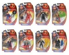 Superman: Man of Steel Basic Figure Assortment D