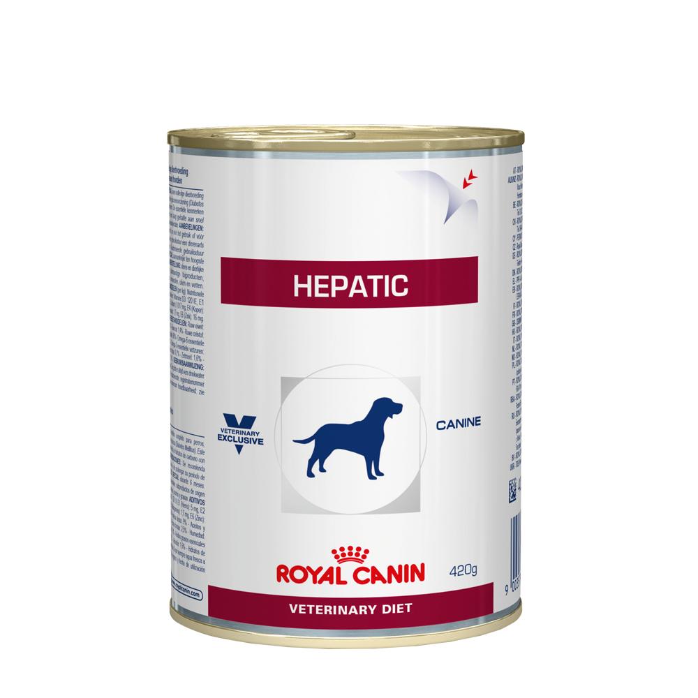 Royal canin роял канин лечебные корма hepatic