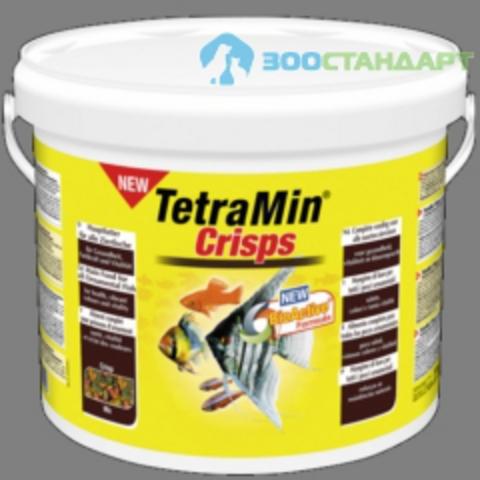 139497 TetraMin Crisps  Основной корм д/всех видов декоративных рыб 10л (чипсы)
