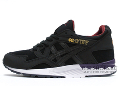 Кроссовки Мужские Asics GEL LYTE V Black Violet White