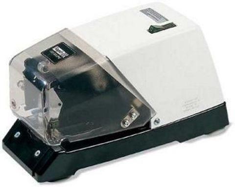 Электрический степлер Rapid 100 для скрепления блоком