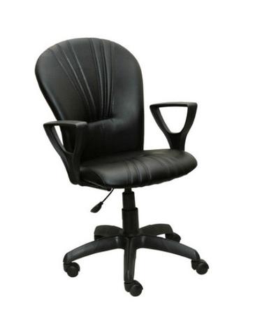 Кресло ВАНС кожзам черный