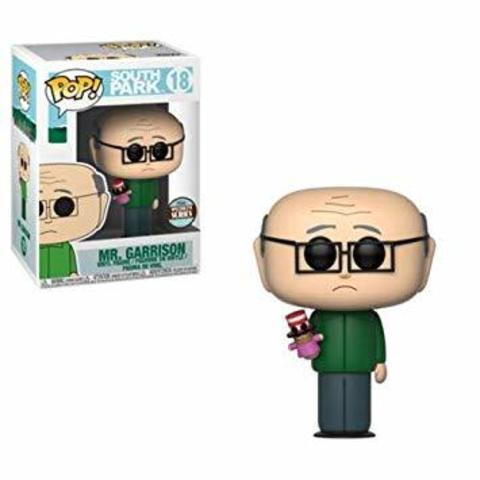 South Park Mr. Garrison Funko Pop! || Мистер Гаррисон