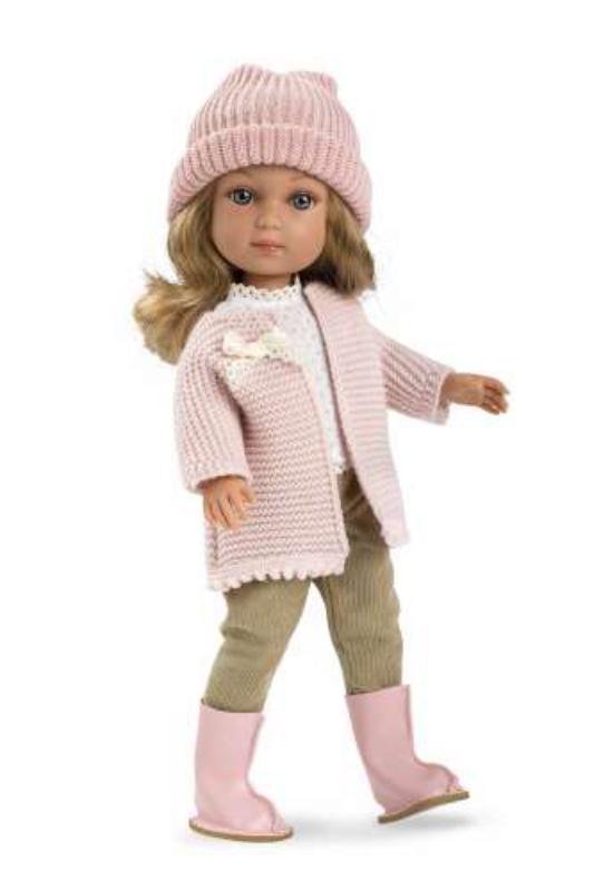 Кукла Arias Elegance девочка в сапожках 36 см