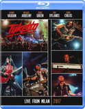 Tyketto / Live From Milan 2017 (Blu-ray)