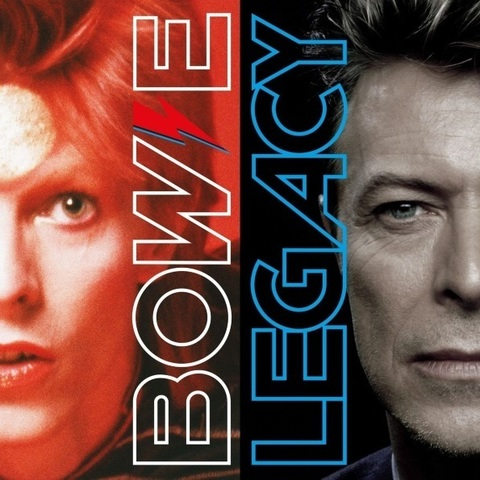 David Bowie / Legacy - The Very Best Of (CD)