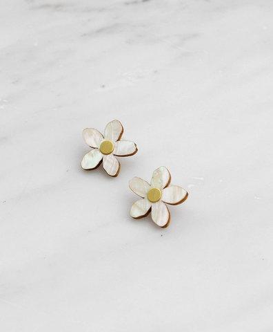 Серьги Mini Orange Blossom Studs