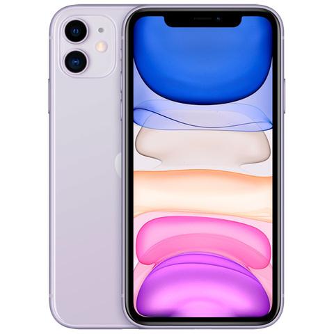 iPhone 11, 256 ГБ, фиолетовый