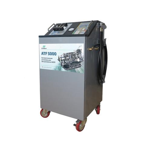 Автоматическая установка для замены масла и промывки АКПП ATF5000, GrunBaum