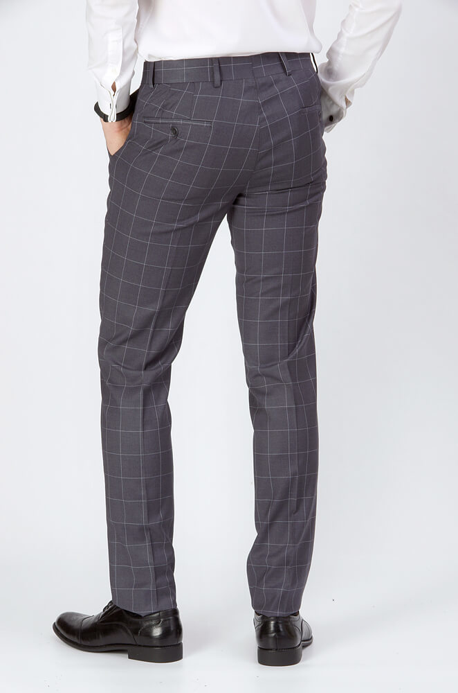 Брюки Slim Fit CESARE MARIANO / Брюки зауженные slim fit IMGP9269.jpg