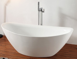 Отдельностоящая ванна ABBER AB9248 180х87