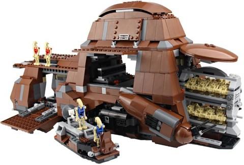LEGO Star Wars: Многоцелевой транспорт торговой федерации