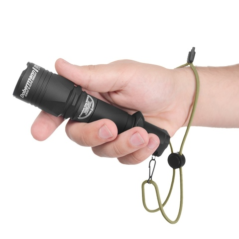 Тактический фонарь Armytek Dobermann Pro XHP35 HI (белый свет)