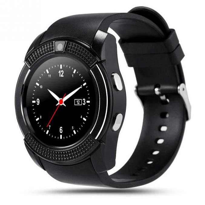 Умные часы и браслеты Умные часы Smart Watch V8 HTB-black.jpg