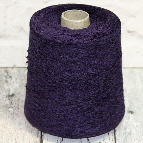 Вискозный велюр LUIGI BOLDRINI / Spun Viscosa 1100 фиолетовый