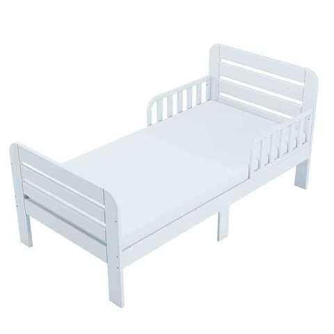 Кровать подростковая Феалта-baby Охта, белая