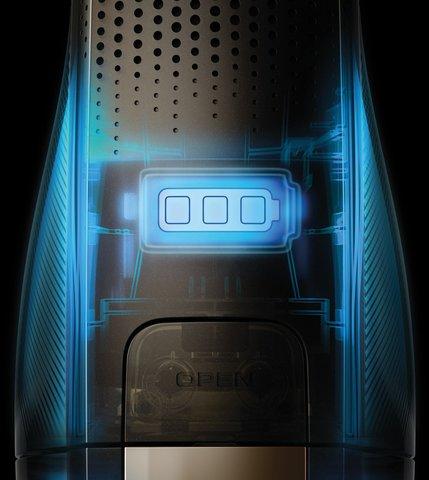 Беспроводной пылесос Electrolux UltraPower EUP8GREEN