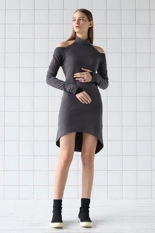 Платье «Siren Anthracite»